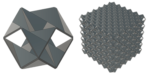 WB cell and tessellation