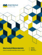 cover image of mechanical metamaterial brochure
